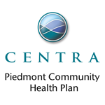Centra and Piedmont Community Health Plan logo
