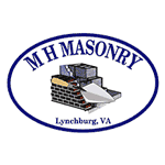 MH Masonry and Associates logo