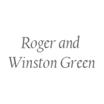 Roger and Winston Green