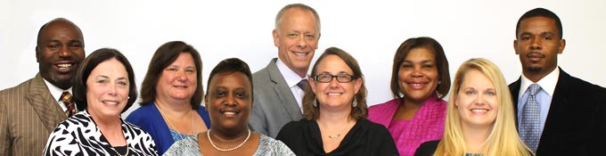 Lynchburg City Schools Board Members