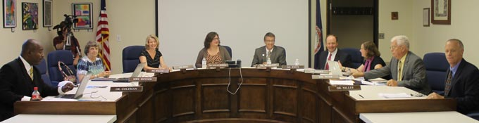 Lynchburg school board requests level funding from city