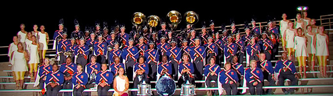 Heritage High School Band - Big Orange Marching Machine