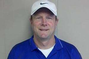 Wistar Nelligan - State Tennis Coach of the Year