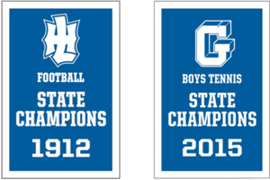 ECG State Banners