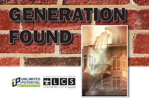 Generation Found presented The UP Foundation and Lynchburg City Schools