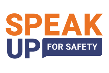SpeakUp for Safety logo