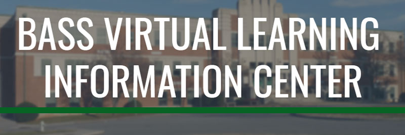 Bass Virtual Learning Information Center