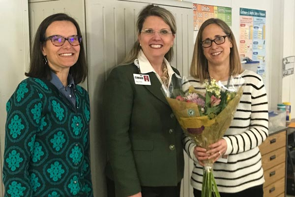 bedford hills teacher and support person of the year lcs