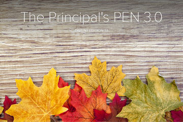 The Principal's Pen 3.0 - Parent Edition 3.1